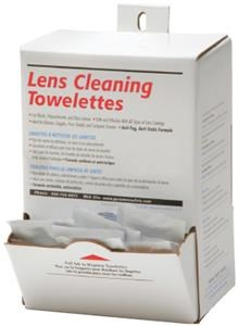 Lens Cleaning Towlettes Anti-Fog 100-Pack